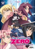 Familiar of Zero: Knight of the Twin Moons - Season 2: Complete Series