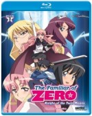 Familiar of Zero: Knight of the Twin Moons - Season 2: Complete Series [Blu-ray]