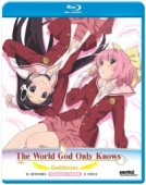 The World God Only Knows: Goddesses - Season 3: Complete Series [Blu-ray]