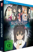 Selector Infected Wixoss - Vol.1/2: Limited Edition [Blu-ray] + Sammelschuber