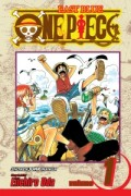 One Piece - Vol.01: Kindle Edition