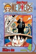 One Piece - Vol. 04: Kindle Edition