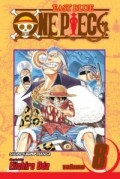 One Piece - Vol. 08: Kindle Edition