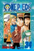 One Piece - Vol.34: Kindle Edition