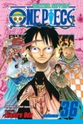 One Piece - Vol. 36: Kindle Edition