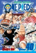 One Piece - Vol.40: Kindle Edition
