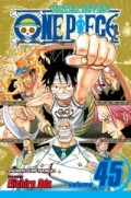 One Piece - Vol.45: Kindle Edition