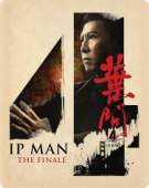 Ip Man 4: The Finale - Steelbook Edition [Blu-ray]