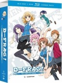 D-Frag - Complete Series: Limited Edition [Blu-ray+DVD]