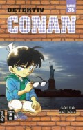 Detektiv Conan - Bd. 35: Kindle Edition