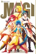 Magi: The Labyrinth of Magic - Vol.11