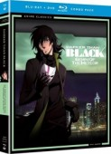 Darker Than Black: Season 2 - Complete Series [Blu-ray+DVD]