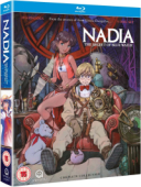 Nadia: Secret Of The Blue Water - Complete Series [Blu-ray]
