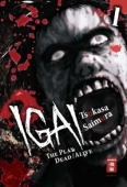 Igai: The Play Dead/Alive - Bd.01