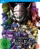 Code Geass: Akito the Exiled - Vol. 1/3 [Blu-ray]