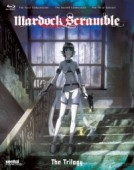 Mardock Scramble: The Triology [Blu-ray]