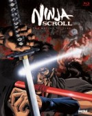 Ninja Scroll: The Motion Picture [Blu-ray]