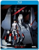Knights of Sidonia: Season 1 - Complete Series [Blu-ray]