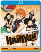 Haikyu!!: Season 1 - Part 1 (OwS) [Blu-ray]