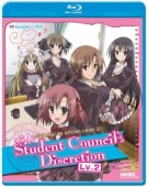 Student Council's Discretion 2 - Complete Series + OVA (OwS) [Blu-ray]