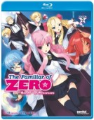 Familiar of Zero: Rondo of Princesses - Season 3: Complete Series (OwS) [Blu-ray]