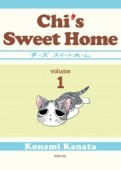Chi's Sweet Home - Vol.01: Kindle Edition