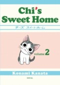 Chi's Sweet Home - Vol.02 Kindle Edition