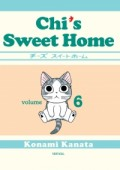 Chi's Sweet Home - Vol.06: Kindle Edition