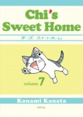 Chi's Sweet Home - Vol.07: Kindle Edition