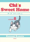 Chi's Sweet Home - Vol.08: Kindle Edition