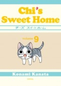Chi's Sweet Home - Vol.09: Kindle Edition
