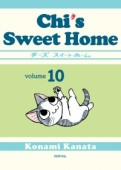 Chi's Sweet Home - Vol.10: Kindle Edition