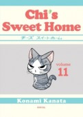 Chi's Sweet Home - Vol.11: Kindle Edition
