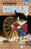 Detektiv Conan - Bd. 40: Kindle Edition