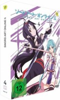 Sword Art Online 2 - Vol.4/4: Limited Edition