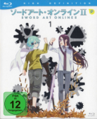 Sword Art Online 2 - Vol.1/4 [Blu-ray]