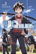 UQ Holder! - Vol.01: Kindle Edition