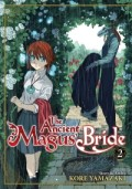 The Ancient Magus' Bride - Vol.2
