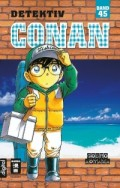 Detektiv Conan - Bd. 45: Kindle Edition