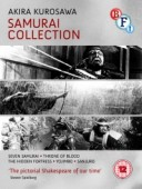 Kurosawa: The Samurai Collection [Blu-ray]