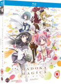 Puella Magi Madoka Magica The Movie: Part 3 - Rebellion [Blu-ray]