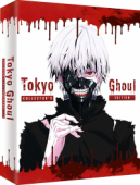 Tokyo Ghoul: Season 1 - Complete Series: Collector's Edition [Blu-ray]