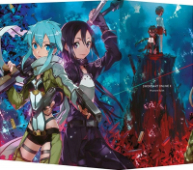 Sword Art Online II - Part 1/4 [Blu-ray]: Collector's Edition