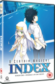 A Certain Magical Index: Season 1 - Complete Series