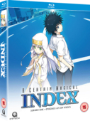A Certain Magical Index: Season 1 - Complete Series [Blu-ray]