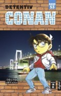 Detektiv Conan - Bd. 53: Kindle Edition