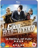 The Good, The Bad, The Weird (OwS) [Blu-ray]