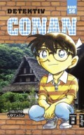 Detektiv Conan - Bd. 56: Kindle Edition