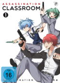 Assassination Classroom - Vol.1/4: Limited Edition + OST