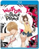 Wolf Girl & Black Prince - Complete Series [Blu-ray]